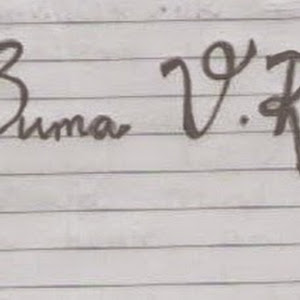 Who is Suma V R?