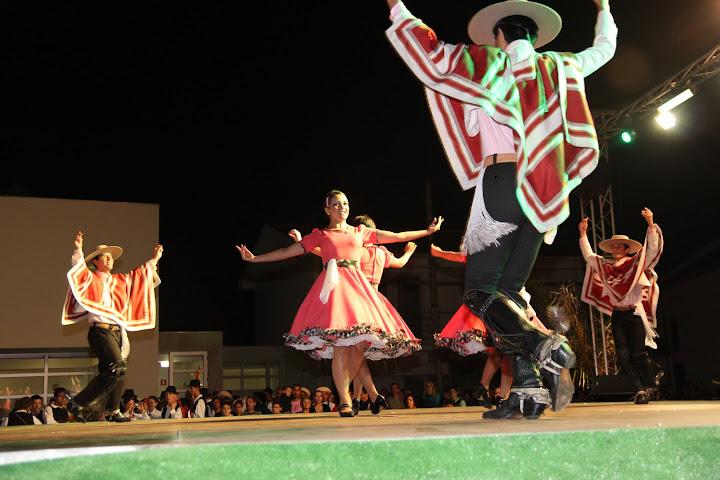 Danças do Mundo 2011 - CHILE - Ballet Folclórico Municipal de Rancagua