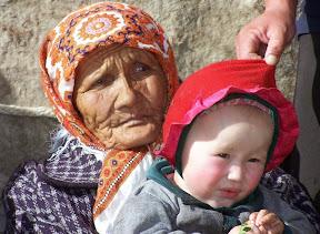 Génération de peuple de nomades