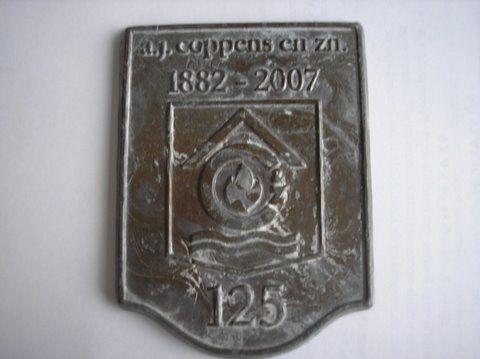 Naam: A. J. Coppens en ZnPlaats: AlkmaarJaartal: 1882-2007