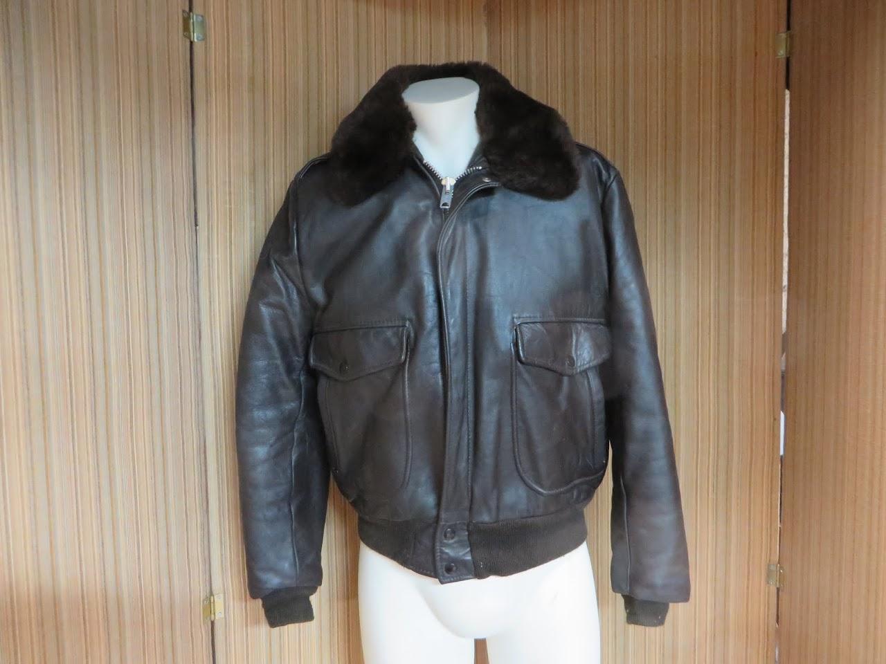Cooper Vintage Bomber Jacket