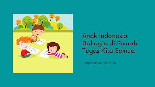 Anak Indonesia Bahagia