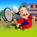 Motu Patlu Badminton icon