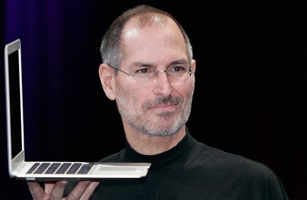 Steve Jobs - đồng sáng lập của Apple