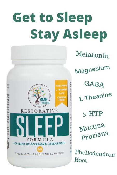 4 Supplement That Can Help You Sleeping Well