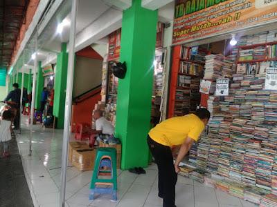 pasar buku taman pintar