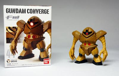 GUNDAM CONVERGE 44 ゴッグ