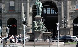 Monumento a Alfred Escher