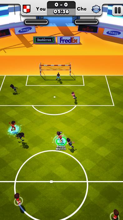 تحميل لعبة football fred مهكرة