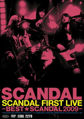 [TV-SHOW] SCANDAL FIRST LIVE-BESTSCANDAL 2009- (2010/06/30)