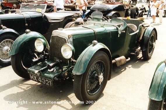 Aston Martin LM5, 1931 г.