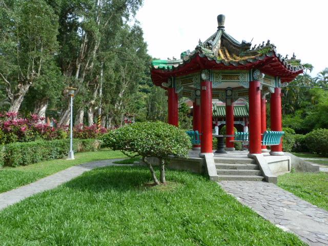 TAIWAN.TAIPEI, shilin une des villas de CKS dans un ancien parc botanique et autres vues - 1sichuan%2B018.JPG
