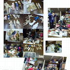 """オープン・ザ・セサミ 制作風景2009 Open the Sesame """"Yon & the Mysterious Sailor"""" Production notes 2009"""