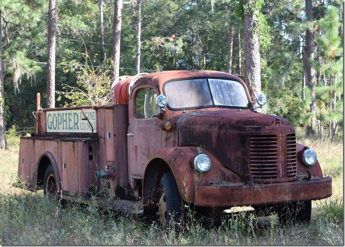 Old Firetruck-1
