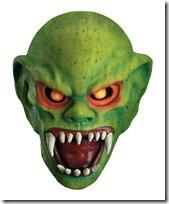 Máscara criatura
