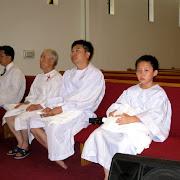2012.7.27 침례식