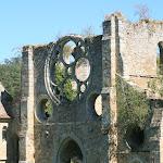 Abbaye des Vaux de Cernay : vestiges de l'abbaye