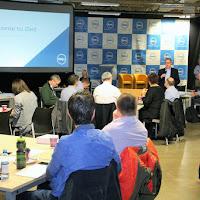 Design Thinking MasterClass in Dell, Dec 2015