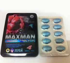 Thuốc cường dương thảo dược Maxman 3800mg