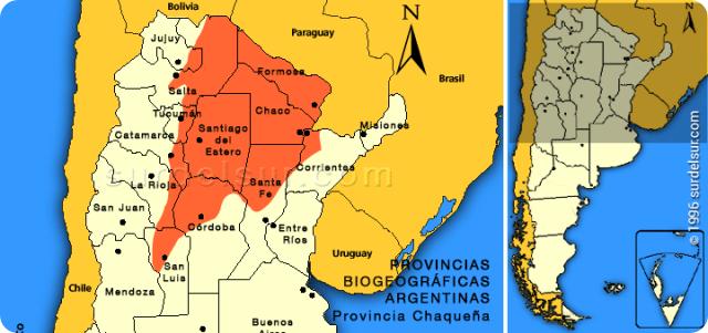 province-biogeographic-Chaquena