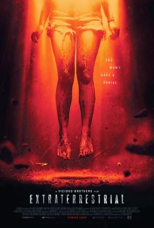 Filme Poster Extraterrestrial HDRip XviD & RMVB Legendado
