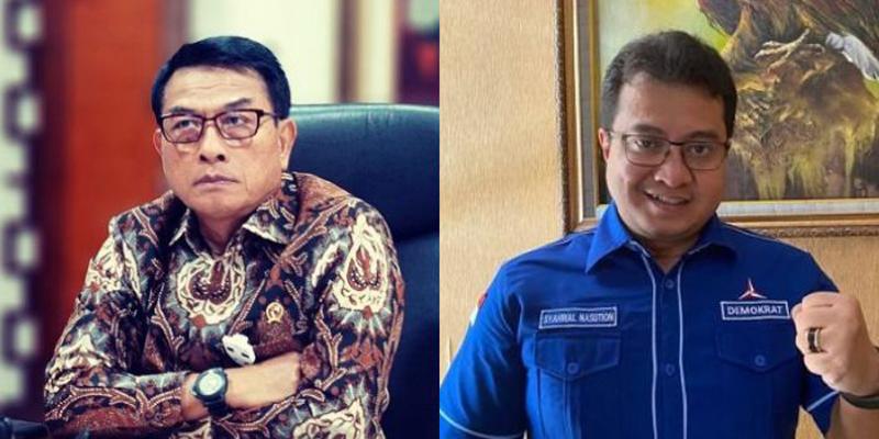 Kritik Sopan Demokrat Ke Jokowi: Tolong, Pecat Kepala KSP Moeldoko!