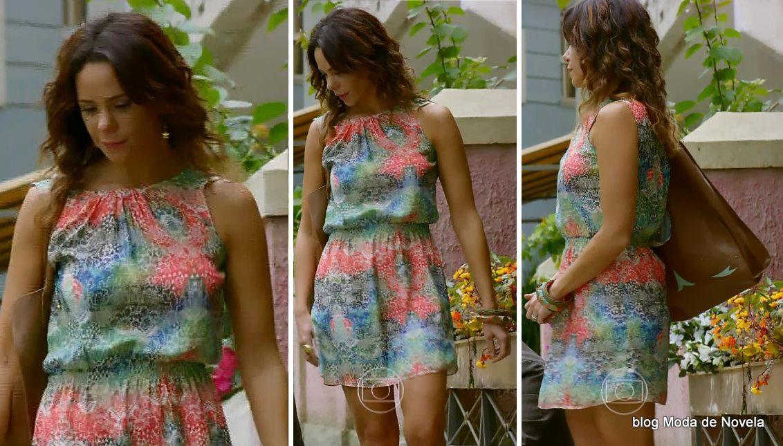 moda da novela Em Família - look da Juliana dia 29 de maio