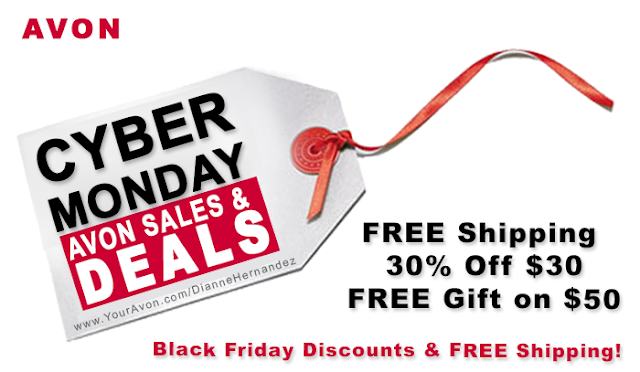 Avon Black Friday / Cyber Monday 2014