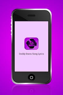Lagu Deddy Dores - náhled