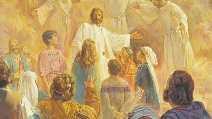 Như Cha trên trời (15.6.2021 – Thứ Ba Tuần 11 Thường niên)