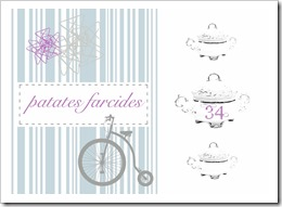 patates farcides