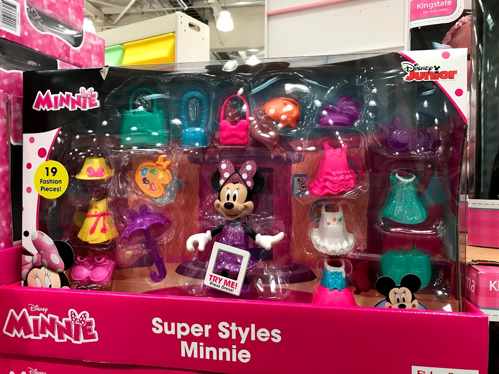 コストコ クリスマス・誕生日のおもちゃが安くてお得!ディズニーも