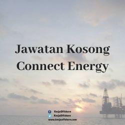 Jawatan Kosong Connect Energy Sdn Bhd