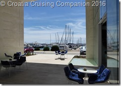 Croatia Cruising Companion - Marina Dalmacija Reception