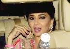 Madhuri Dixit at SRK Edi Party 2013. pic/ yogen shah