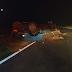 Região: condutor morre preso às ferragens de caminhão