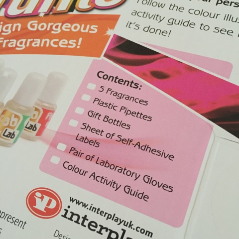 invent-a-scent perfume