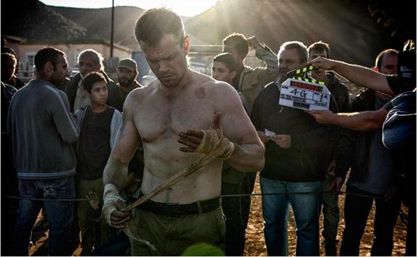 Secuela de Jason Bourne sin título