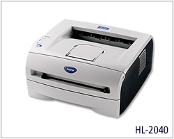 get Brother HL-2040 printer's driver