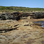 Rocky cliff near Long Bay (18138)