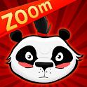 Pandas vs Ninjas Zoom icon