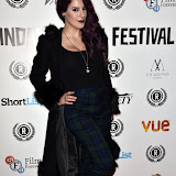 OIC - ENTSIMAGES.COM - Jasz Vegas at the  My Hero Film Premiere at Raindance Film Festival London 25th September 2015 Photo Mobis Photos/OIC 0203 174 1069