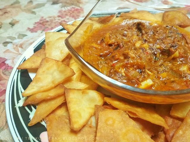 Tortilla Chips Cicah Sardin
