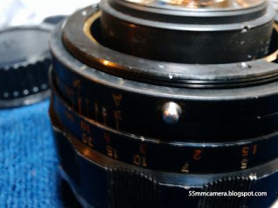 55mm camera, 55mm camera lens 12