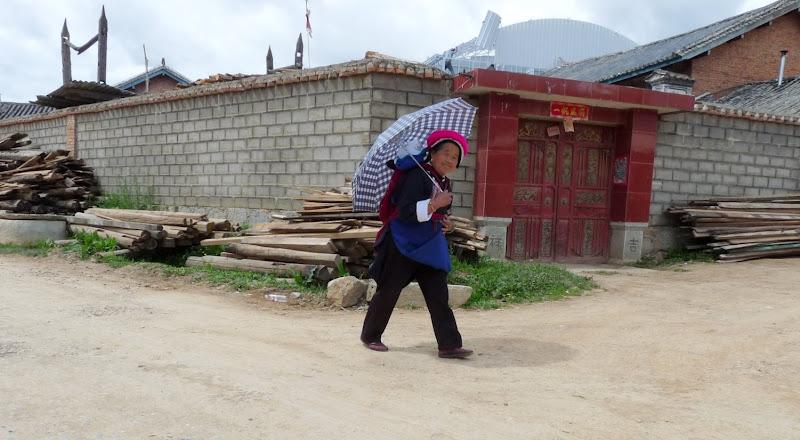 Chine. Yunnan.Shangri la Course hippique annuelle - P1250798.JPG