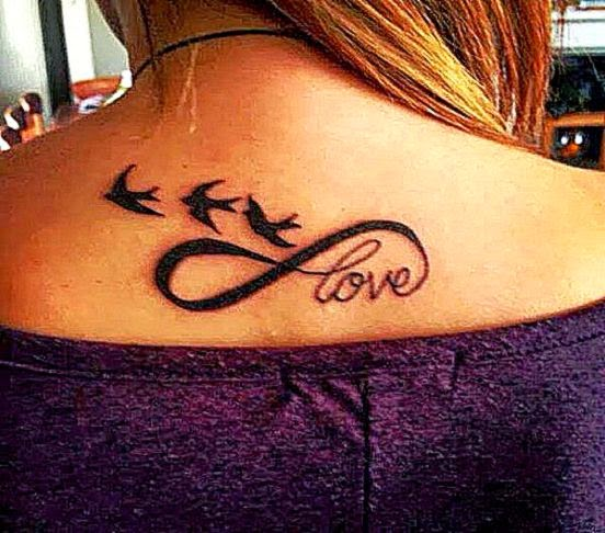 45 Infinity Tattoo Ideas « Cuded – Showcase of Art amp Design