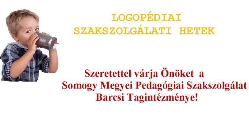 Logopédiai Szakszolgálati Hetek - Barcs 2016