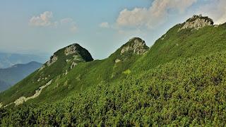 zielony szlak Kasprowy Kuźnice