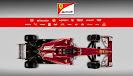 Ferrari F14 T top view