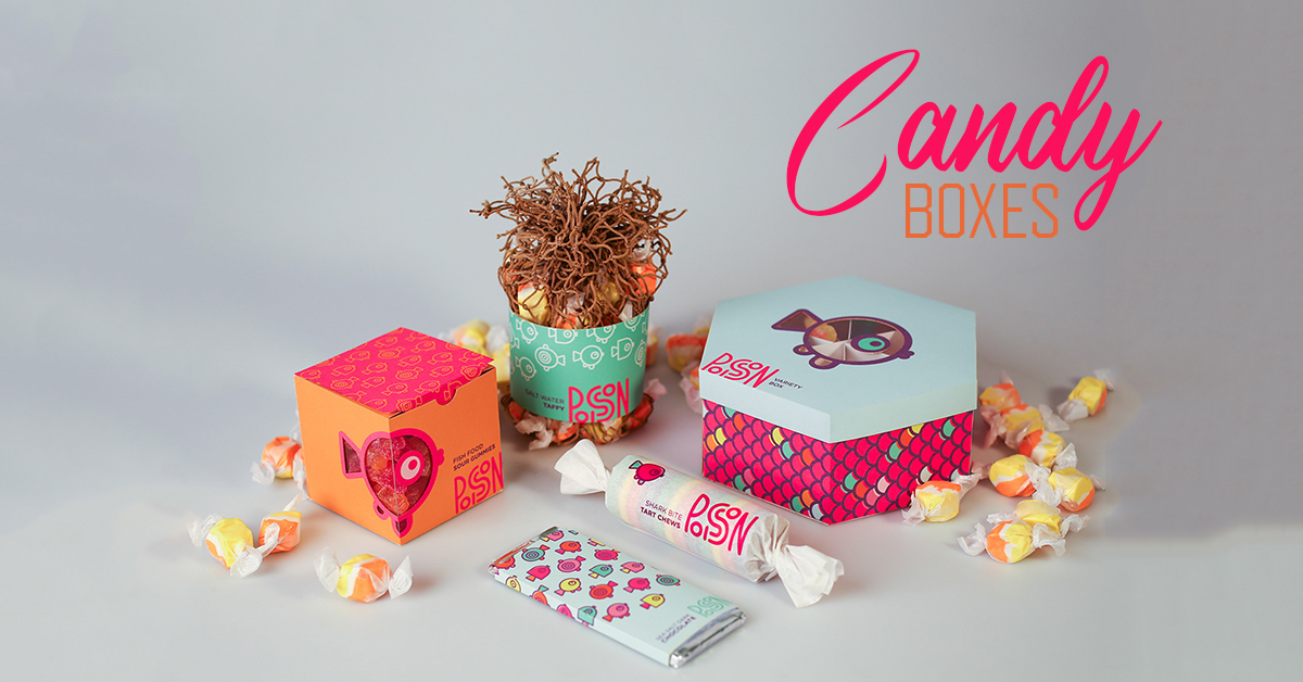 Why Does Your Brand Need to Have Attractive Candy Boxes?